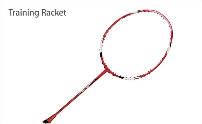 バドミントン トレーニングラケット