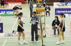 2010年大阪インターナショナル審判1