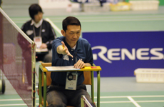 2010年大阪インターナショナル審判2