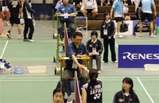 2010年大阪インターナショナル審判5