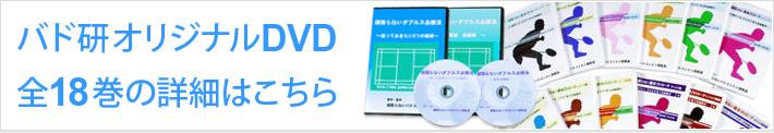 バド研オリジナルDVD全18巻の詳細はこちら