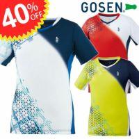 GOSEN ゲームシャツ レディース T2003 2020スプリング&サマー