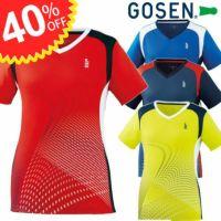 GOSEN ゲームシャツ レディース T2005 2020スプリング&サマー