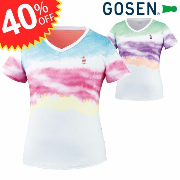 GOSEN レディース ゲームシャツ T2021