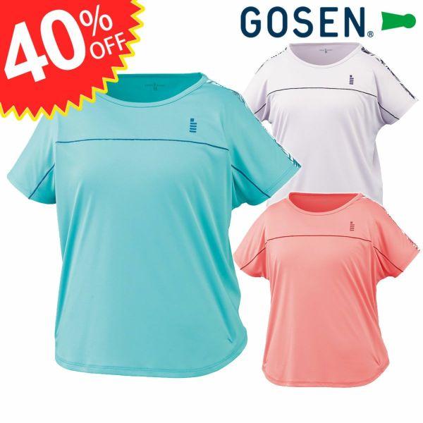 GOSEN レディース ゲームシャツ T2023