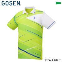 ユニ ゲームシャツ ゴーセン 20FW T2040  GOSEN