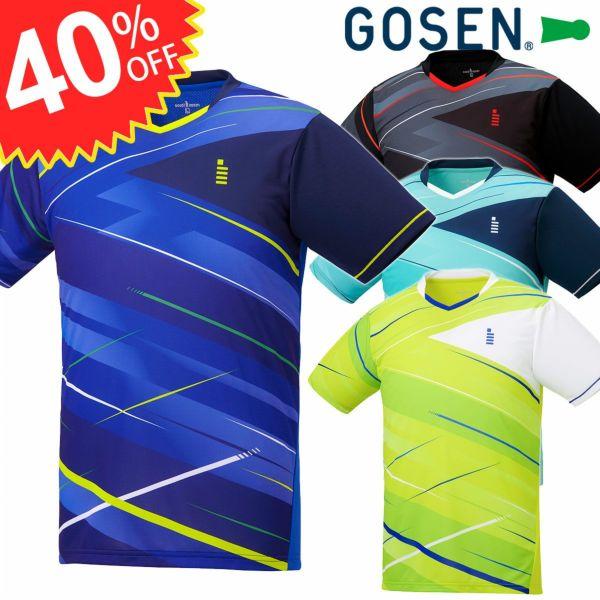GOSEN ユニ ゲームシャツ ゴーセン 20FW T2046