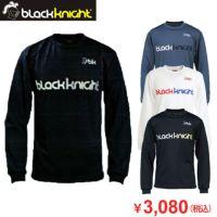 ブラックナイト ユニ ロングTシャツ  T-0230  バドミントン 男女兼用  2021bkaw bk